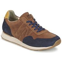 Cipők Férfi Rövid szárú edzőcipők El Naturalista WALKY Barna