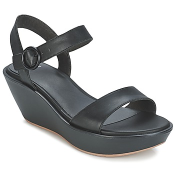 Cipők Női Szandálok / Saruk Camper DAMAS Fekete