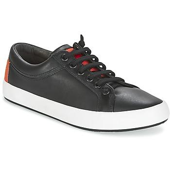 Cipők Férfi Rövid szárú edzőcipők Camper ANDRATX Fekete