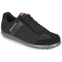 Cipők Férfi Rövid szárú edzőcipők Camper PELOTAS XL Fekete