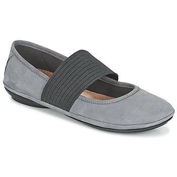 Cipők Női Balerina cipők / babák Camper RIGHT NINA Szürke