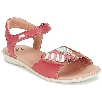 Shoes Lány Szandálok / Saruk Camper TWS Rózsaszín