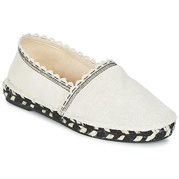 Cipők Női Gyékény talpú cipők Paul & Joe Sister GALIERA Fehér
