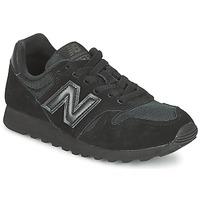 Shoes Rövid szárú edzőcipők New Balance M373 Fekete