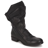 Cipők Női Csizmák Strategia FIOULI Fekete
