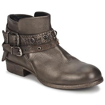 Cipők Női Csizmák Strategia YIHAA Ezüst