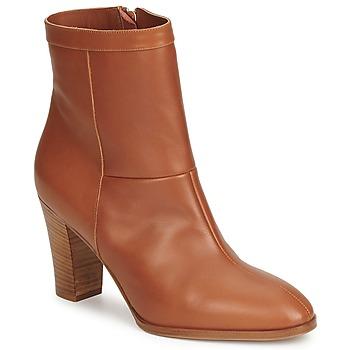 Cipők Női Bokacsizmák Sonia Rykiel 654803 Barna