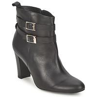 Cipők Női Bokacsizmák Bocage ILIRO Fekete