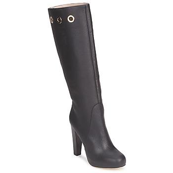 Cipők Női Városi csizmák Escada EUDOXIE Fekete