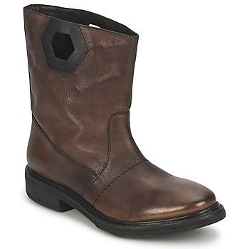 Cipők Női Csizmák Bikkembergs TEXANINO 12 TDM