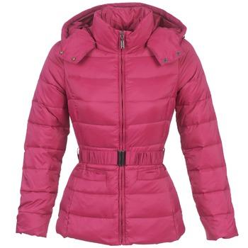 Ruhák Női Steppelt kabátok Benetton FRIBOURGA Rózsaszín