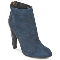 Cipők Női Bokacsizmák Bikkembergs HEDY 808 Kék / Fekete