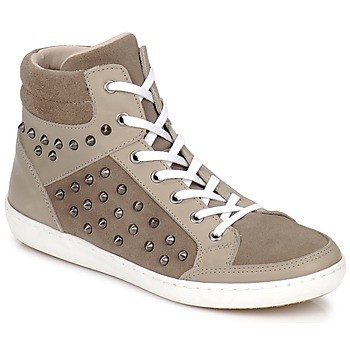 Cipők Női Magas szárú edzőcipők Yurban ALTOUVE Tópszínű