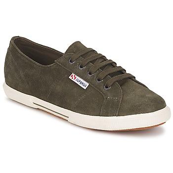 Cipők Rövid szárú edzőcipők Superga 2950 Katonai