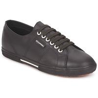 Cipők Rövid szárú edzőcipők Superga 2950 Csokoládé
