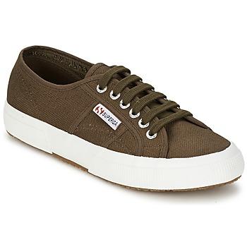 Cipők Rövid szárú edzőcipők Superga 2750 COTU CLASSIC Katonai