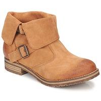 Shoes Női Csizmák Casual Attitude ELDONE Barna