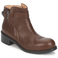 Cipők Női Csizmák Kallisté 5723 Barna