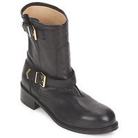 Cipők Női Csizmák Kallisté 5609 Fekete
