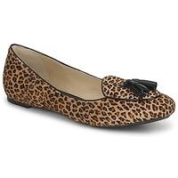 Cipők Női Mokkaszínek Etro EDDA Fekete  / Barna / Bézs