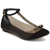 Cipők Női Balerina cipők  Schutz OLIMOP Fekete