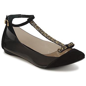 Cipők Női Balerina cipők / babák Schutz OLIMOP Fekete
