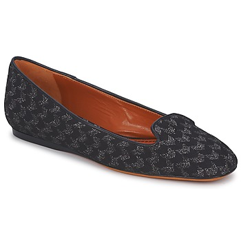 Cipők Női Mokkaszínek Missoni WM069 Fekete