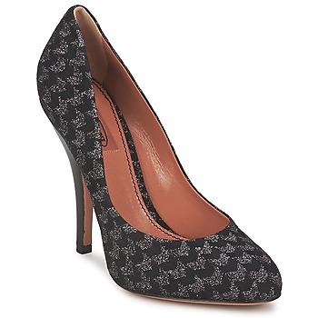 Cipők Női Félcipők Missoni WM072 Fekete