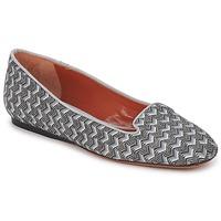 Cipők Női Mokkaszínek Missoni WM079 Szürke