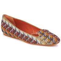 Cipők Női Mokkaszínek Missoni WM004 Sokszínű