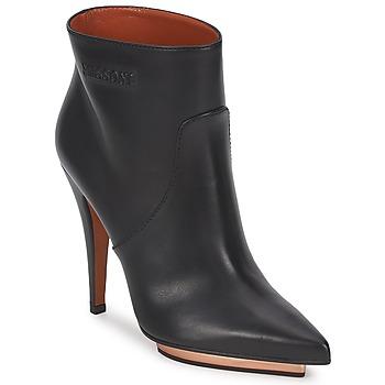 Cipők Női Bokacsizmák Missoni WM035 Fekete