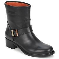 Cipők Női Csizmák Missoni WM028 Fekete