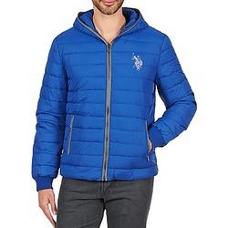 Ruhák Férfi Steppelt kabátok U.S Polo Assn. USPA 1890 Kék