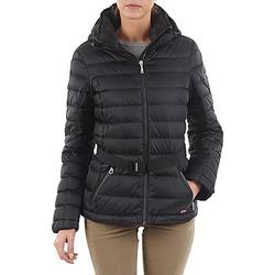 Ruhák Női Steppelt kabátok Napapijri ALADINA Fekete