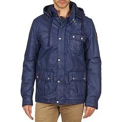 Ruhák Férfi Parka kabátok Gaastra TUNDRA (K) Kék