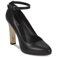 Cipők Női Félcipők Roberto Cavalli WDS230 Fekete