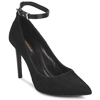 Cipők Női Félcipők Roberto Cavalli WDS232 Fekete