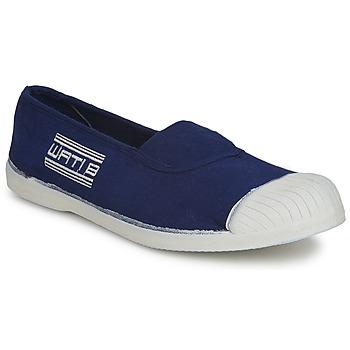 Cipők Női Balerina cipők / babák Wati B LYNDA Tengerész