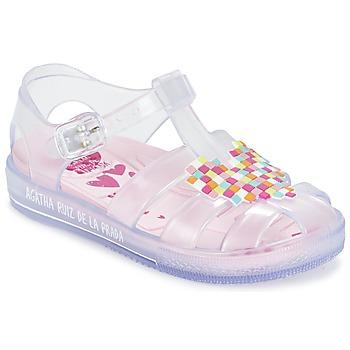 Cipők Lány Szandálok / Saruk Agatha Ruiz de la Prada BASILA Fehér