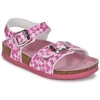 Cipők Lány Szandálok / Saruk Agatha Ruiz de la Prada ANNA Fukszia