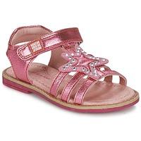 Cipők Lány Szandálok / Saruk Agatha Ruiz de la Prada NUEL Rózsaszín
