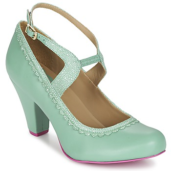 Cipők Női Félcipők Cristofoli MIDINI Zöld