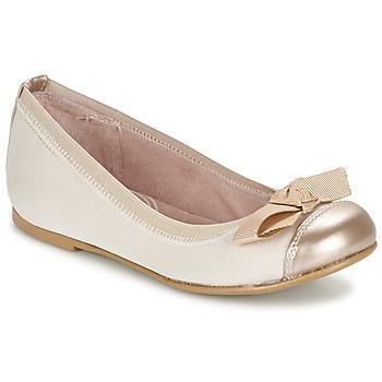 Shoes Lány Balerina cipők / babák Garvalin MAT Bézs