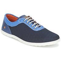 Cipők Férfi Rövid szárú edzőcipők Art QWERTY Kék