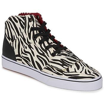 Cipők Női Magas szárú edzőcipők Creative Recreation W CESARIO XVI M Zebra