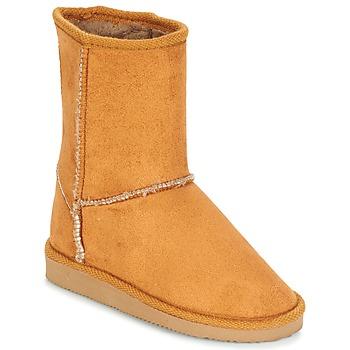 Shoes Gyerek Városi csizmák Citrouille et Compagnie ZOONO Bézs