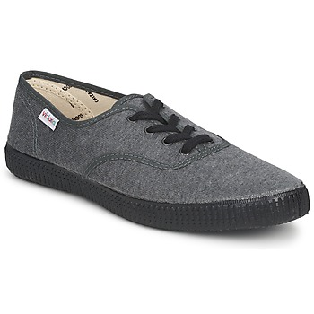 Cipők Rövid szárú edzőcipők Victoria Tribu Antracit