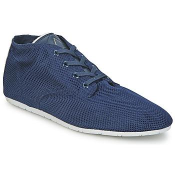 Cipők Magas szárú edzőcipők Eleven Paris BASIC MATERIALS Tengerész