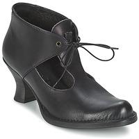 Cipők Női Bokacsizmák Neosens ROCOCO COLA Fekete