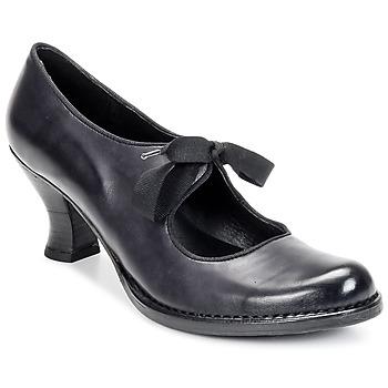 Cipők Női Félcipők Neosens ROCOCO COLA Fekete